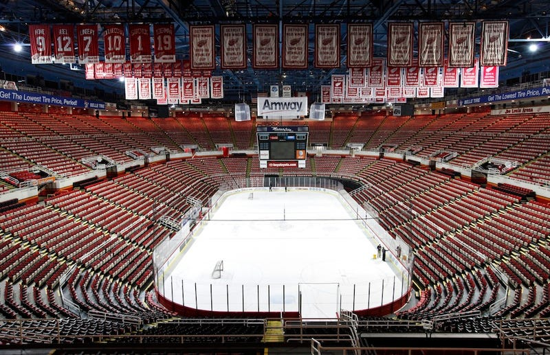 Report: The Detroit Red Wings Are Tax Delinquents
