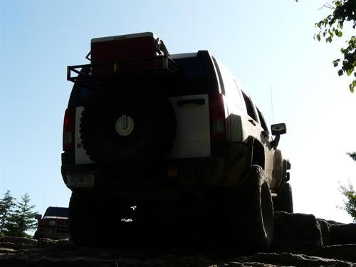 Off-Road Trails And Games Of Grab-Ass: A Look At Hummer's Bright Side