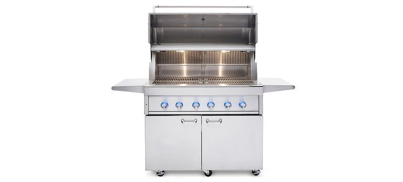 The Hal 9000 of Grills Tells You When It's Time to Flip the Meat