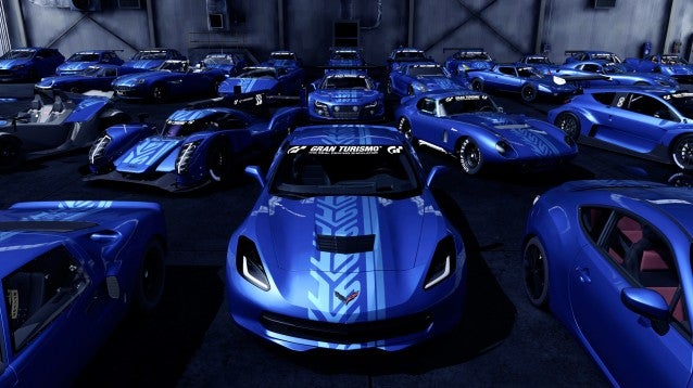 Gran Turismo out Dec. 6.