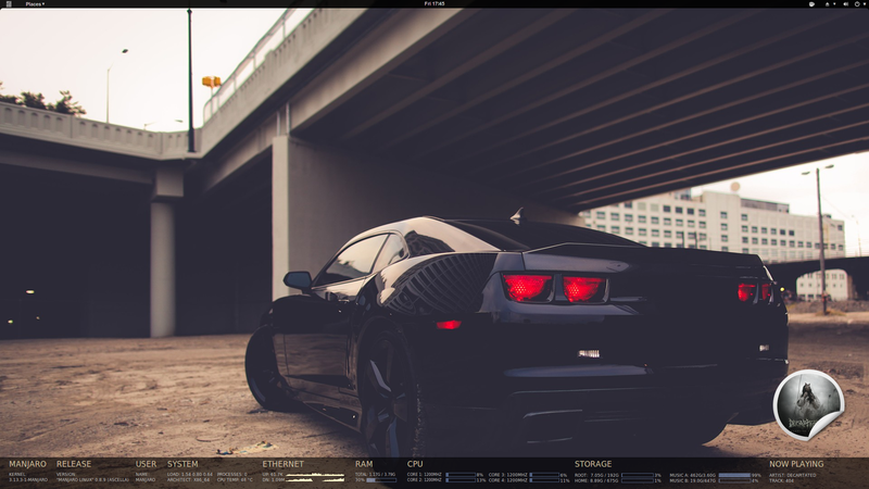 The Taillights Desktop