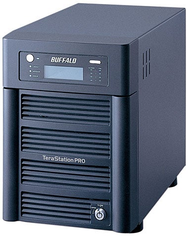 Buffalo 3TB TeraStation Stores the World, Plays Nice on the Network