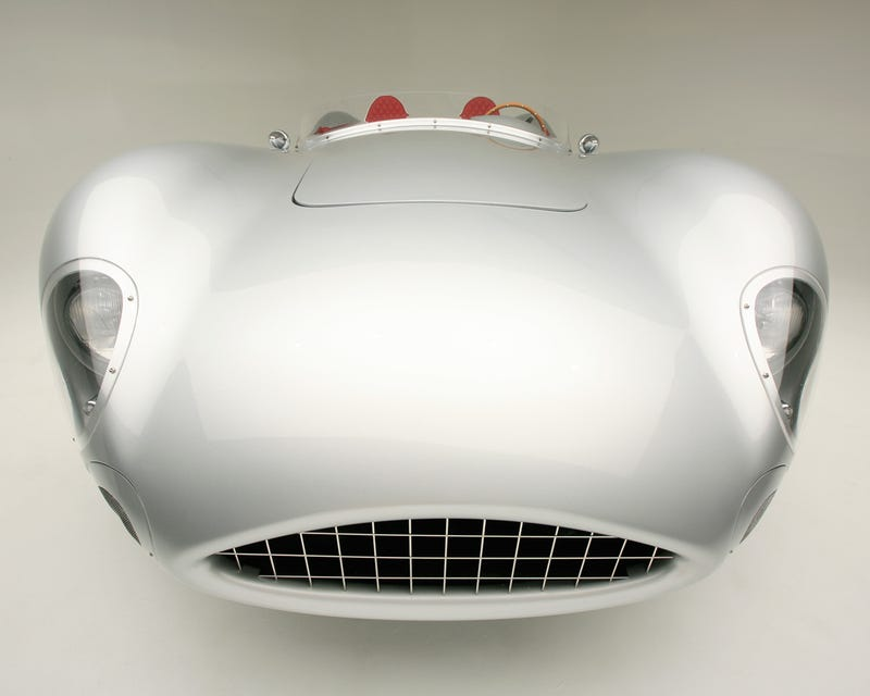 Aston Martin DBR2 Recreated With Space Age Technology