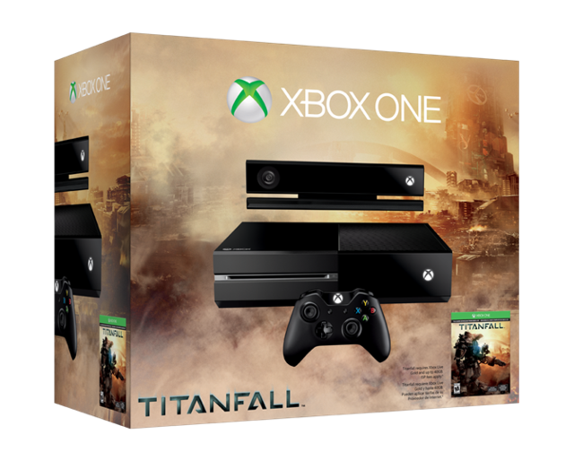 Tomorrow's Releases, Xbox One Titanfall Bundle, eShop Credit [Deals]