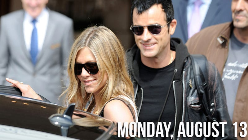 In Case You Missed It: Jennifer Aniston Is Engaged