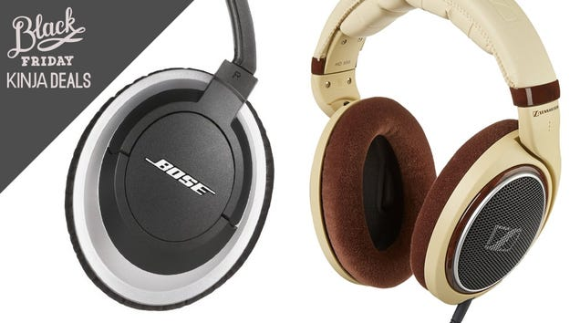 Choose From Two Great Pairs of Over-Ears at All-Time Low Prices