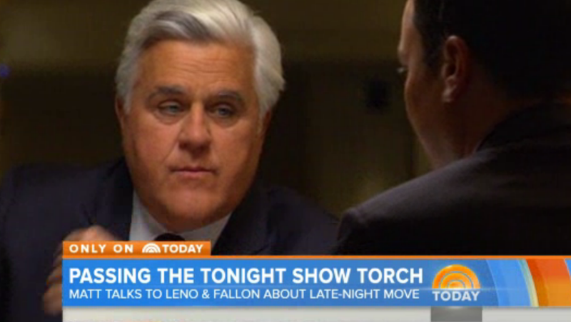 Twice-Fired ​Jay Leno Is Now Totally Cool With Jimmy Fallon