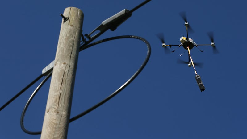 The FAA's Roadmap For Domestic Drones Somehow Sidesteps Privacy