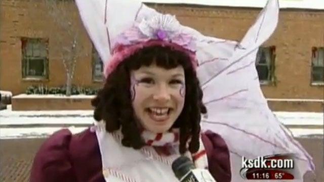 Sugar Plum Fairy Fired For Cursing