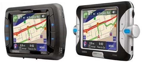 Uniden Kicks Out Their First Portable GPS Units