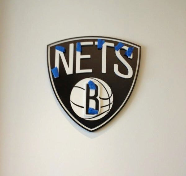 This Is Probably The New Brooklyn Nets Logo