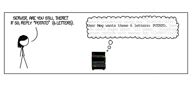 This Cartoon Is the Simplest Explanation of Heartbleed Yet