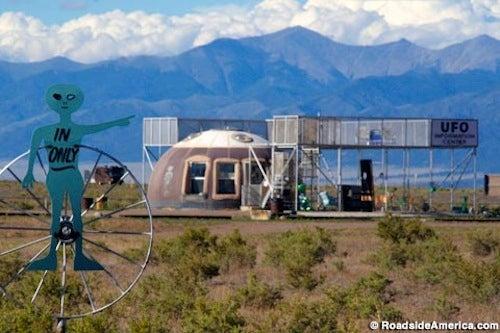 Colorado's UFO Watchtower