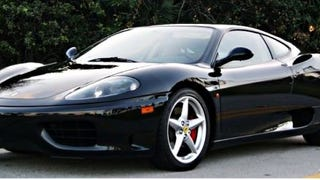 Now You Can Buy This Insane Ferrari 360 For The Price Of A BMW 5-Series