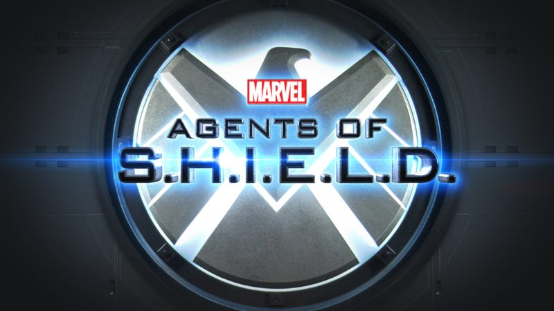 Agents of Shield: Huh.