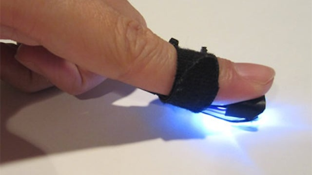 Magic Thimble Turns the Entire World Into a Touch Surface