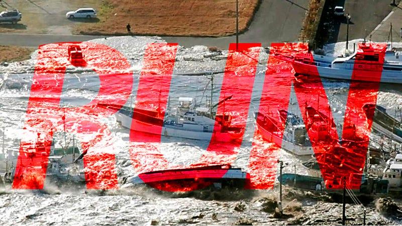 Giz Explains: How Earthquake and Tsunami Warning Systems Work
