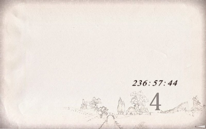 Hey Look, It's Some Square Enix Countdown Clock...