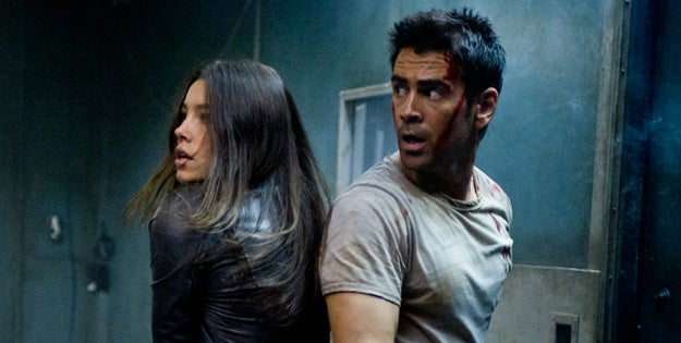 New Images from Total Recall