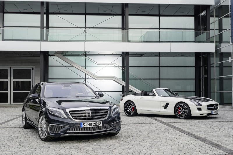 The SLS AMG GT Final Edition Is How Mercedes Ends The Gullwing