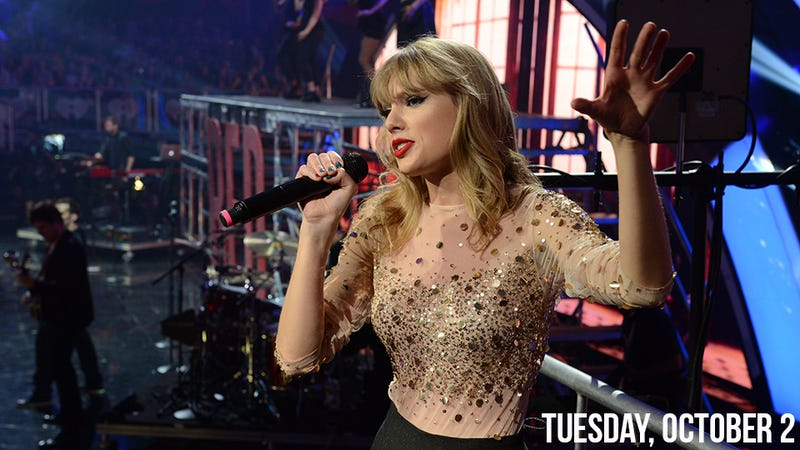 Taylor Swift Informs John Mayer That Not Everything's About John Mayer