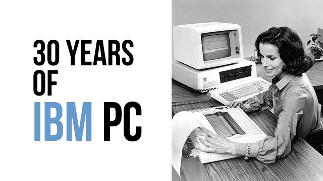 Thirty Years of IBM PCs Means 29.9 Years of PC Gaming
