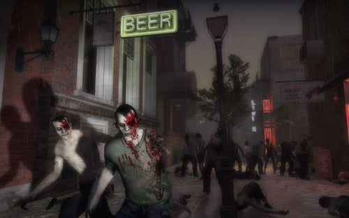 Original Survivors Get Chatty In Left 4 Dead 2's The Passing