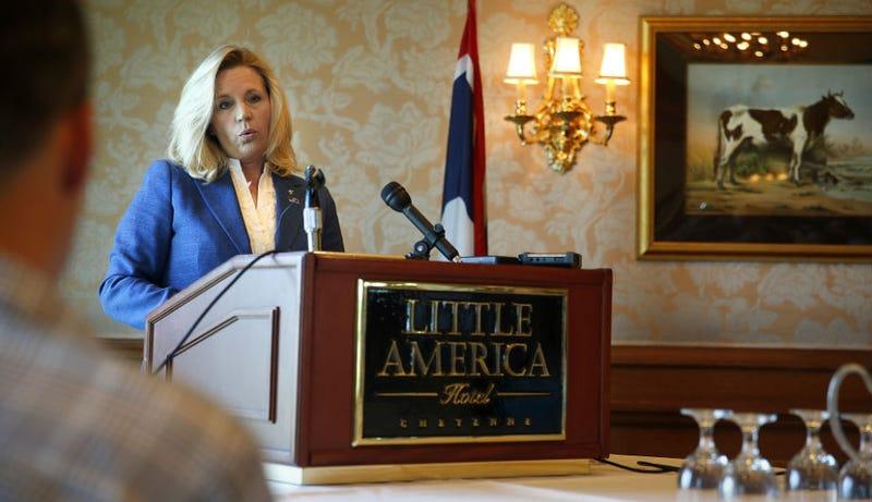 Liz Cheney Drops Bid For U.S. Senate Seat