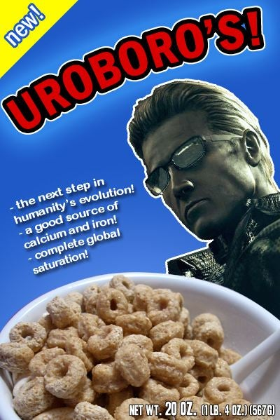 Kotaku 'Shop Contest: Next-Gen Cereal System Edition Winners [Update]