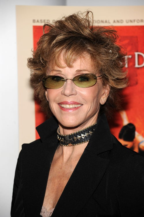 "Jane Fonda On Her Plastic Surgery: ""I'm Going To Tell The Truth"""