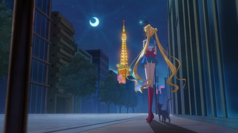 A few quick thoughts on Sailor Moon Crystal Episode 1