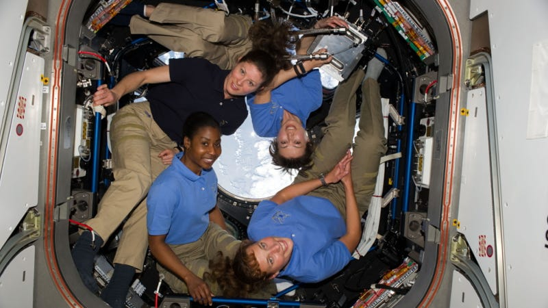 This Weekend, Celebrate 50 Years of Women in Space