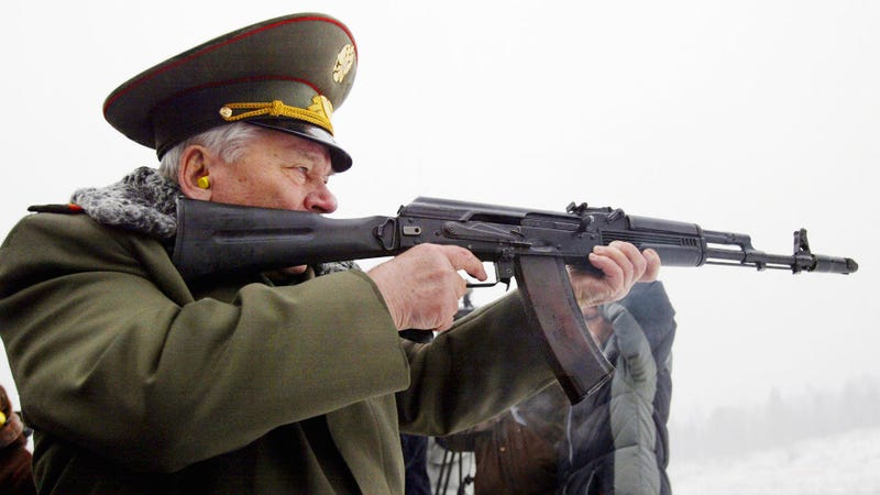 Russia's Designing a Deadlier AK-47