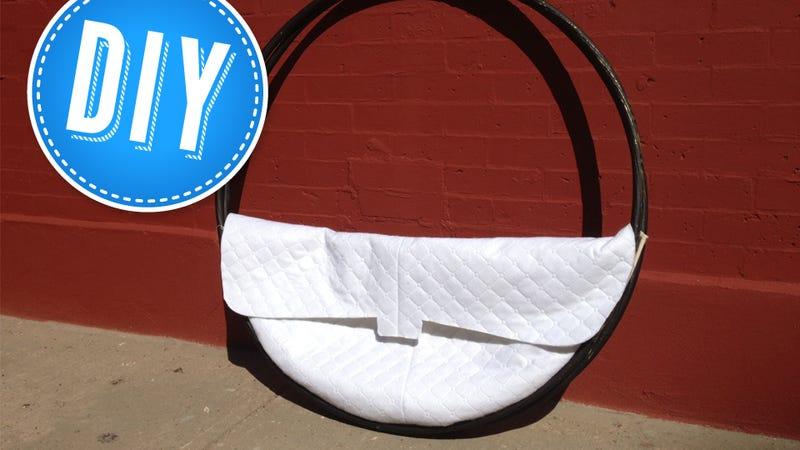 The chanel hula hoop