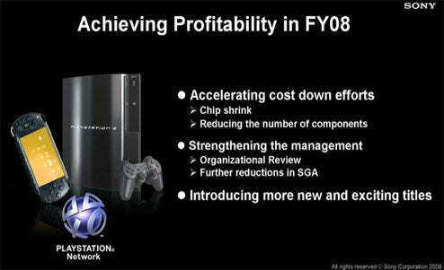 Sony Playstation 3 Graphics Chips Going More Energy Efficient 65nm This Fall