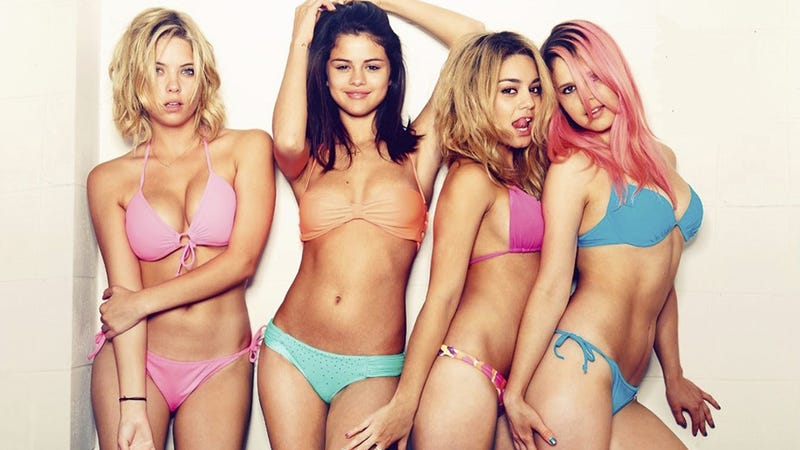 Spring Breakers: Being Bad Feels Pretty Good