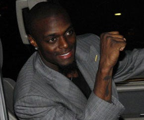 Plaxico Burress Found Guilty Of Poor Strip Club Etiquette