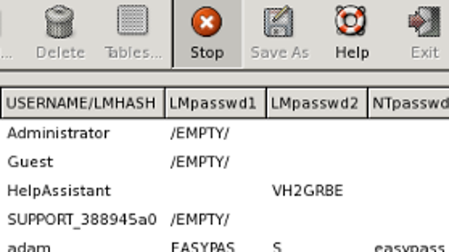 Recovery password rar crack