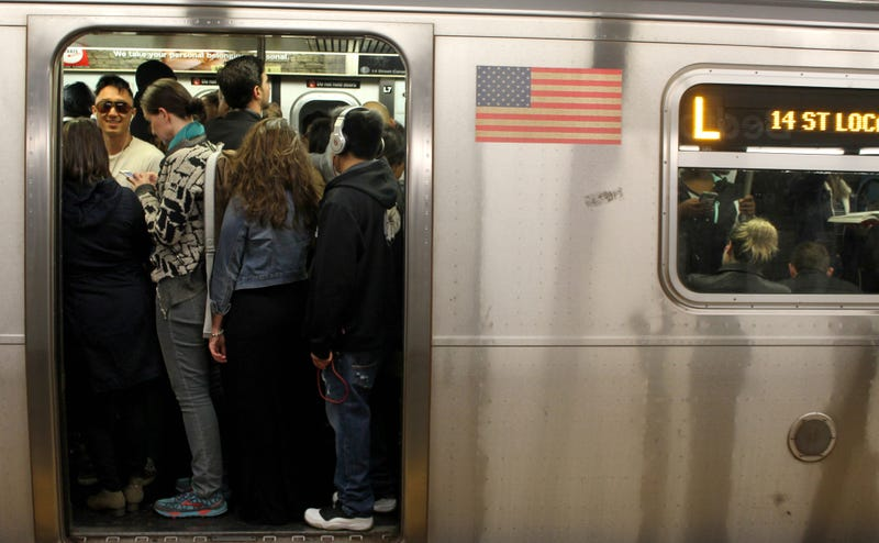 L Train Scheduled to Shut Down Between Brooklyn and Manhattan for 18 Months