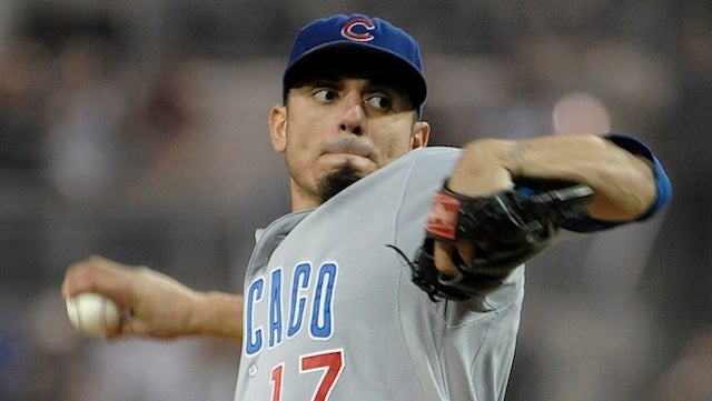 Matt Garza Could Be Bound For Detroit