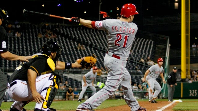 Reds Third Baseman/Superhero Todd Frazier Has Been Crafting His Legend For Years