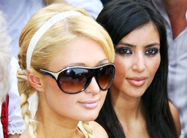 Paris Hilton Insists She Isn't Jealous of Kim Kardashian