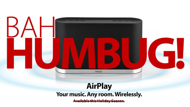 Where Are All the AirPlay Gadgets?