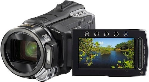 JVC GZ-HM400 HD Camcorder: Like the Slo Mo Everio X, With Better Controls and Optics