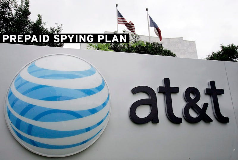 CIA Paying AT&T $10 Million a Year for International Phone Records