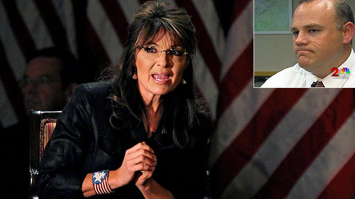 The Unpublished Sarah Palin Tell-All That's Leaked Everywhere