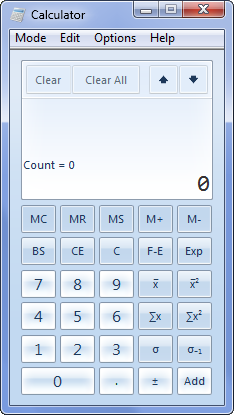 Windows 7's Calculator Bundles Real-Life Uses