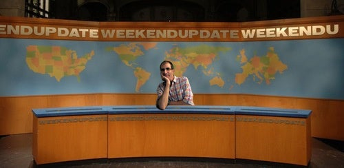 Behind SNL's Weekend Update: Interview with Writer/Producer Doug Abeles