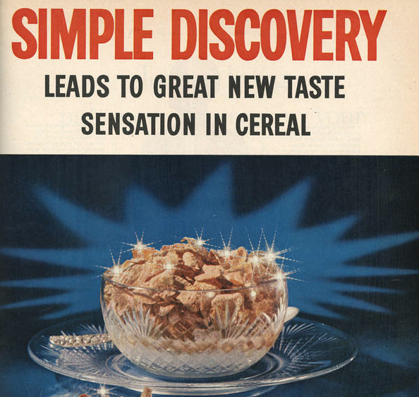 How Kellogg's Made Cereal Taste Good