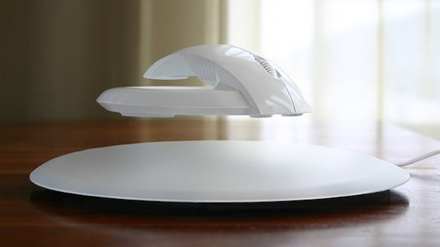 Is this hovering computer mouse real or fake?